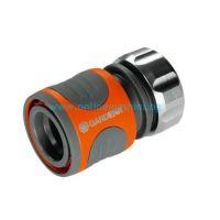 Съединител/конектор за маркуч GARDENA Premium /13 мм. (1/2 цола)/