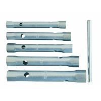 Ключове глухи с рамо комплект Bolter 5 бр. (10х11mm, 12х13mm, 14x15mm, 16x17mm, 17x19mm)