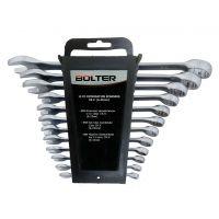 Ключове звездогаечни матирани Bolter комплект 12 бр. /10 - 32 мм/ CR.V.DIN 3113
