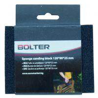 Гъба за шлайфане Bolter 120х90х25 mm