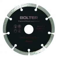 Диамантен диск за строителни материали Bolter 115 mm
