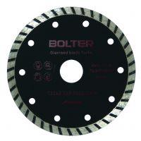 Диамантен диск за строителни материали Bolter TURBO 115 mm