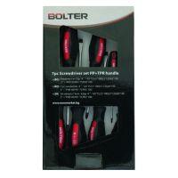 Отвертки Bolter к-кт 7 бр.