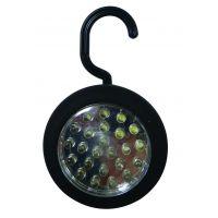 Работна лампа Bolter кръгла 24 LED