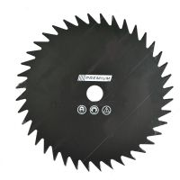 Диск за тример с 40 зъба RTR Premium / Ф 230 мм , 25.4 мм /