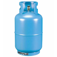Туристическа газова бутилка за пропан бутан ValBG, 27 л