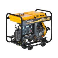 Бензинов генератор Kipor KDE6500X / 5 kW, AVR