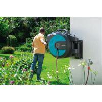 Стенна кутия за навиване на маркуч GARDENA Comfort automatic 35 /за 35 м. маркуч/