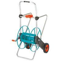 Метална количка за маркуч Gardena /за макс. 100 метра маркуч/