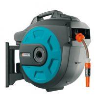 Стенна кутия за навиване на маркуч GARDENA Comfort automatic 25 /за 25 м. маркуч/