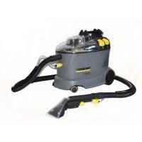 Екстрактор за почистване на килими и мокети Karcher Puzzi 8/1 C с ръчна дюза / 1200 W , 236 bar , 18 m² / ч /