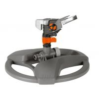 Импулсен разпръсквач с пълен или частичен кръг Premium Gardena /с поставка/