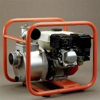 Бензинова водна помпа за чиста вода Koshin SEH-100X / с двигател Honda GX240 / - 4''