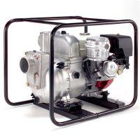 Водна помпа за мръсна вода Koshin KTH-100-X / воден стълб 25 м / с двигател HONDA GX340 U1 PKX2 - 4''