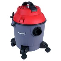 Прахосмукачка за сухо и мокро почистване RAIDER RD-WC01 / 1250W /