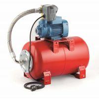 Уредба хидрофорна с цилиндричен съд City Pumps 24CY/IP 07M / дебит 5-50 л/мин. / напор 50 метра / 1-1''