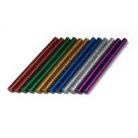 DREMEL 7 mm цветни лепилни пръчки (GG05) / 12 броя, 105-140 °C /