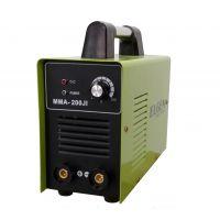 Инверторен заваръчен апарат Elgen Green Power ММА-200JI / 8.3 kVa , 20-200 A /