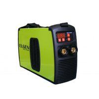 Инверторен заваръчен апарат IGBT технология Elgen Green Power MMA-200DI / 6,2 kVa , 50-200 A /