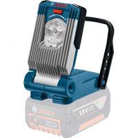 Акумулаторна лампа Bosch GLI VariLED Professional, 14.4-18 V, 300 lx, без батерия и зарядно