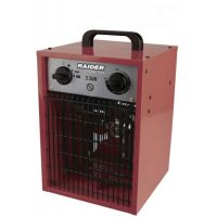 Калорифер електрически RAIDER RD-EFH3.3 / 3.3kW, дебит на въздух 150 куб.м/ч. /