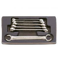 Ключ рязана звезда комплект Force tools 6 бр. /8x10; 10x11; 10x12; 11x13; 12x14; 17x19 mm/