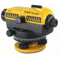 Оптически нивелир CST Berger SAL24NG Professional / Увеличение x 24 /