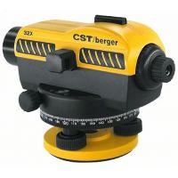 Оптически нивелир CST Berger SAL32NG Professional / Увеличение  x32 /