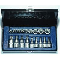 Комплект вложки Е10-Е18 вложки с накрайник