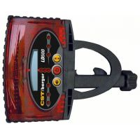 Електронен машинен приемник CST Berger LD500 Professional / радиус 200 метра / обхват 5/10/25 мм. /