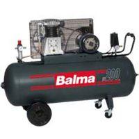 Електрически бутален компресор Balma 200/NS18 / 4.0 kW , 200 l , 10 bar / трифазен