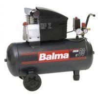 Електрически бутален компресор Balma ORION 241 / 1.5 kW , 50 l , 8 bar /