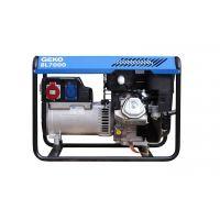 Бензинов генератор  Geko BL7000 ED-S/SHBA / 400 V - 7500 W , 230 V - 4000 W ,10.9A , двигател Briggs&Stratton /