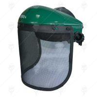 Щит предпазен с мрежа Premium / защитен екраен с метална мрежа /