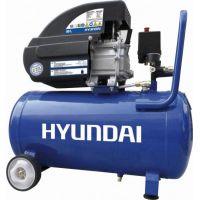 Компресор за въздух HYAC 50-2 HYUNDAI / 1.5kW, 8 бара, 50 литра /