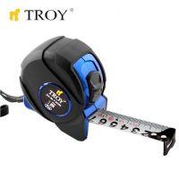 Професионална ролетка със стопер TROY T 23163, 3 метра