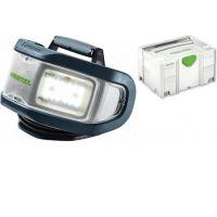 Работна лампа Festool SYSLITE DUO Set / 8000 lm , 4.9 m кабел , куфар /