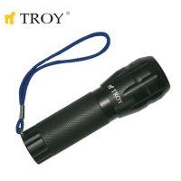 Ръчен фенер TROY T 28088 / Ø35 мм x 105 мм  /