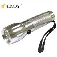 Ръчен фенер TROY T 28092 / 9 броя светодиоди /