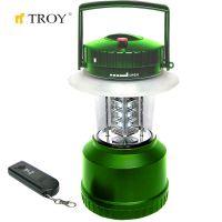 Акумулаторна къмпинг лампа с дистанционно TROY T 28049 / 20 SMD LED диода /