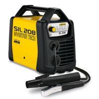 Инверторен заваръчен апарат Deca SIL 208 / 10-80 A , 1.5 kW /