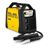 Инверторен заваръчен апарат Deca SIL 415 / 3 kW , 150 A /