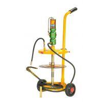 Пневматична система за гресиране MECLUBE 013-1106-000 / 18-30 kg , 60:1 /
