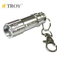 Ръчен фенер TROY T 28090 / 1 ярка WLED лампа /