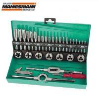 Професионален комплект за нарязване на резби Mannesmann M 53250-B / 32 части /