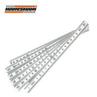 Пластмасов сгъваем метър Mannesmann M 810-PVC-2 / 2 м /