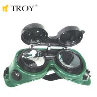 Заваръчни очила с двойни стъкла TROY T 27303