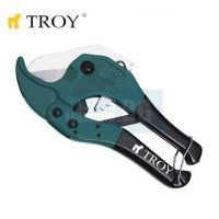 Ножица за PVC тръби TROY T 27043 / Ø 42 милиметра /
