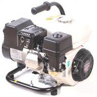 Монофазен безчетков преносим генератор CROSS PLUS K3000HSP с двигател HONDA GP200 / 2.4 kW /