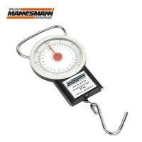 Ръчно кантарче с ролетка Mannesmann M 819-22 / 0-22 кг /